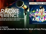 Charttraxx Karaoke - I Kissed a Girl - Karaoke Version In the Style of Katy Perry