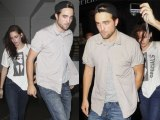Robert Pattinson And Kristen Stewart's Frenzied Date Night! - Hollywood Hot