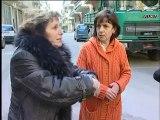 SICILIA TV (Favara). Acqua fognaria in via Quintino Sella. Gli abitanti chiedono aiuto a Sicilia TV