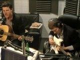 Crocodiles - Sunday - Session Acoustique OÜI FM