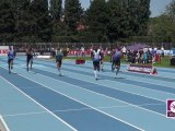 Finale 200m Juniors Masculins Lens 2012