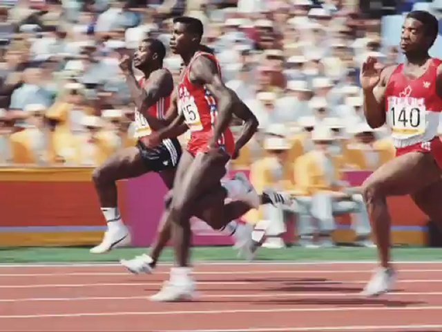 The World's Fastest Men