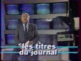 TF1 08.02.88 4 Pubs,4 B.A.,Speakerine,L'enjeu,TF1 Nuit,Panique sur le 16