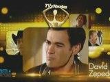 David Zepeda @davidzepeda1 nominado a Mejor Actor premios TVyN 2012