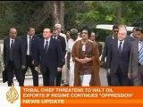 Libya violence threatens economic relations