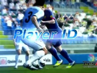 The Player ID Experience de Pro Evolution Soccer 2013