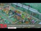 Le Top 5 : les Simpson en mode Game of Thrones et une pastèque qui explose en slow motion !