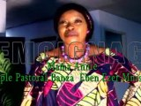 Temoignage de Maman Annie premier partie / Eben Ezer Ministries