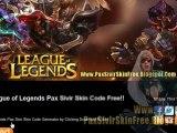 How to Get League of Legends Pax Sivir Skin Code Free