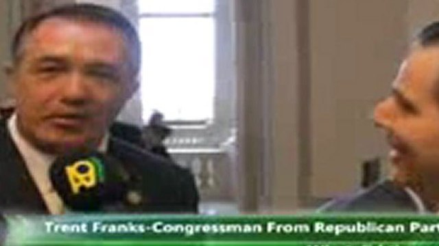 Trent Franks - Congressman from Republican Party - USA
