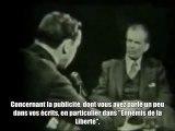 Aldous Huxley - Le Meilleur des Mondes - 18 Mai 1958
