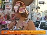 Festival d'Avignon: un spectacle contre la crise!