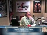 Bryan Caraway on MMAjunkie.com Radio