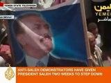 Al Jazeera interview with Yemeni journalist Mohamed al-Qadhi