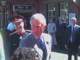 Prince Charles Toast Sold At Auction