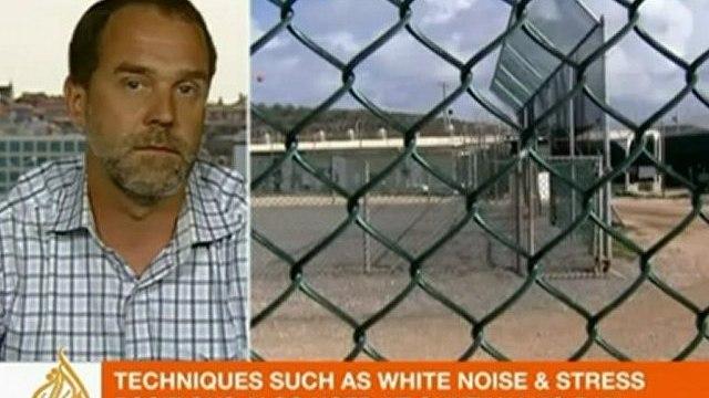 Al Jazeera speaks to Peter Bouckaert of Human Rights Watch