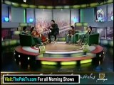 Aaj Subh with Ali Salman - 25th July 2012 Part 1