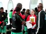 Match Amical Cameroun-Ecosse préparation Jeux Olympique Londres 2012