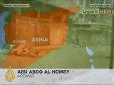Homs activist describes Bab Amr conditions as rebels withdraw