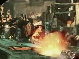 Multiplayer Trailer de Transformers : Fall of Cybertron