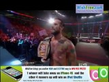 WWE Raw 1000th CM Punk Heel Turn { WWE RAW 7232012 }