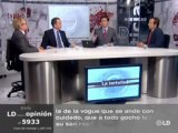 La Tertulia con Víctor Gago, José María Marco y Carlos Cuesta - 08/07/09