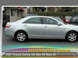 2007 Toyota Camry 4dr Sdn V6 Auto LE - Downtown Toyota of Oakland, Oakland