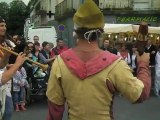 Défilé des fêtes médiévales d'Hennebont