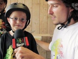 Qc Krew au Qc skateboard camp