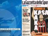 Foot Mercato - La revue de presse - 26 Juillet 2012