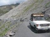 Toyota HJ60 et HJ61 dans le Massif de l'Oisans - Alpes françaises