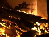 SICILIA TV FAVARA - Fiamme nella notte a Favara. Due incendi