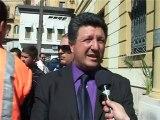 SICILIA TV (Favara) Rischio sciopero operatori ecologici ATO GESA AG2