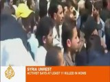 Syrian mourners killed in Homs