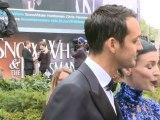 Intimate moment between Kristen Stewart and Rupert Sanders