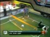 Pedro en Fútbol para Todos 3 (fútbol tenis) - 26 de Julio