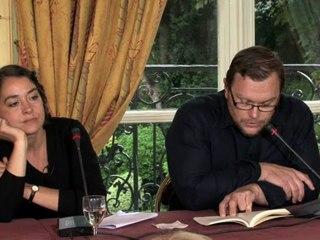 Vidéo de Nicolas Le Golvan