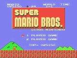 Nintendo - Super mario bros  guitar