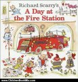 Children Book Review: Richard Scarry's A Day at the Fire Station (Pictureback(R)) by Richard Scarry
