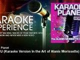 A-Type Player - Thank U - Karaoke Version In the Art of Alanis Morissette