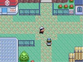 Pokémon Version Saphir wt [15] La Master ball à nous