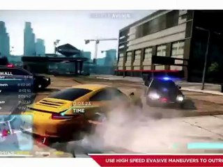 Insider Gameplay Video Walkthroug de Need For Speed : Most Wanted