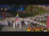 Delegación venezolana en la inauguración de los JJOO en Londres