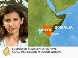 Nazanine Moshiri reports on the Kenyan kidnapping