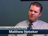 DUI Attorney Salt Lake City - What is the legal DUI limit in Utah?