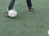 Sports Loisirs : Geste technique au football: faire une virgule