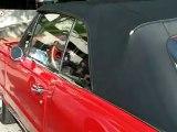 Pontiac GTO - Classic car! Pontiac GTO. Nice paint job.