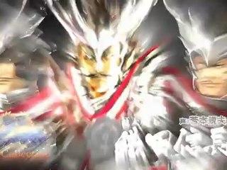 Heros 2 de Sengoku Basara HD Collection
