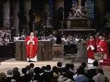 Extrait Vigile Pentecôte 2012 Notre-Dame