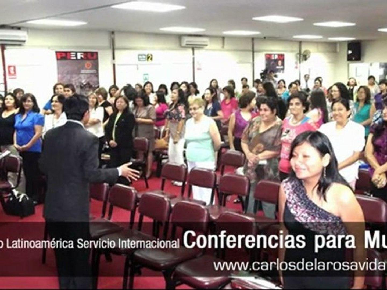 Conferencia Motivacional Para Mujeres
